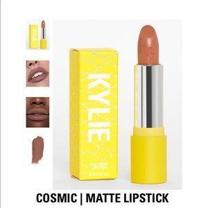 Kylie cosmetics stormi COSMIC matte lipstick